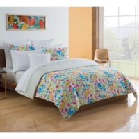 Kim Parker Primavera 7-Piece Reversible King Comforter Set