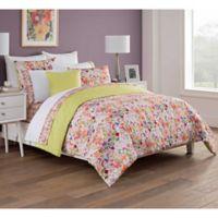 Kim Parker Padma Garden 7-Piece Full Comforter Set