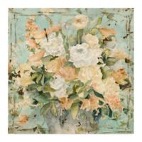 Trademark Fine Art Megan Meagher Vintage Arrangement II Wrapped Canvas Wall Art