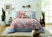 Jessica Simpson Caicos Full/Queen Comforter Set in Coral
