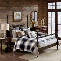 Madison Park Signature Urban Cabin Queen Comforter Set in Brown