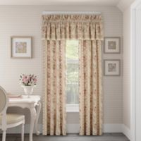 Piper & Wright Sadie 84-Inch Rod Pocket Window Curtain Panel Pair in Linen