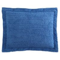 Richland Standard Pillow Sham in Blue
