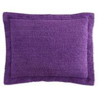 Richland Standard Pillow Sham in Purple