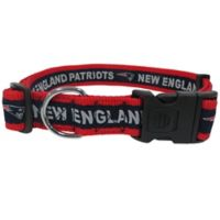 NFL New England Patriots Pet Collar
