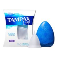 Tampax® Heavy Flow Menstrual Cup