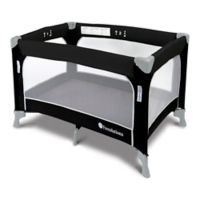 Foundations® SleepFresh® Celebrity™ Portable Crib in Graphite