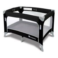 Foundations® SleepFresh® Celebrity™ Portable Crib in Graphite