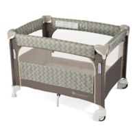 Foundations® SleepFresh® Elite™ Portable Crib in Sage