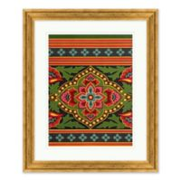 Ornate II Framed Print Wall Art