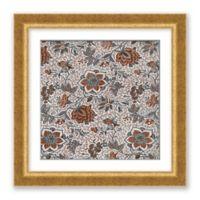 Wallpaper Pattern I Framed Print Wall Art