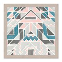 Tribal Print II Framed Print Wall Art