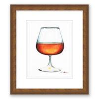 Rum 10-Inch x 11.5-Inch Framed Print Wall Art