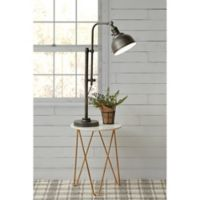 Bee & Willow™ Home Hudson LED Table Lamp with Bulb in Black