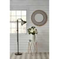 Bee & Willow™ Home Hudson LED Floor Lamp with Bulb in Black
