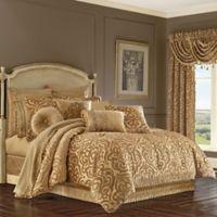 J. Queen New York™ Sicily Comforter Set in Teal