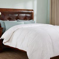 Peace Nest All Season Full/Queen Down Comforter in White