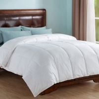 Peace Nest All Season Down Alternative King Comforter in White
