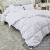 Puredown 233-Thread-Count Light Warmth Duck Down King Comforter