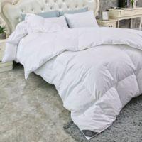 Puredown 233-Thread-Count Light Warmth Duck Down Full/Queen Comforter