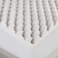 CleanRest® Platinum Full Mattress Pad in White