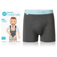 Fridababy FridaBalls Kid Proof Small Boxer Briefs in Grey