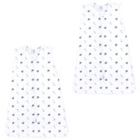 Luvable Friends® Size 18-24M 2-Pack Sailboats Sleep Sacks in White