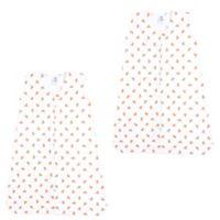Luvable Friends® Size 18-24M 2-Pack Fox Sleep Sacks in Beige