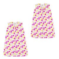 Luvable Friends® Size 12-18M 2-Pack Flowers Sleeping Bags in Pink