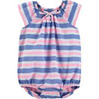 OshKosh B'gosh® Size 9M Stripe Bodysuit