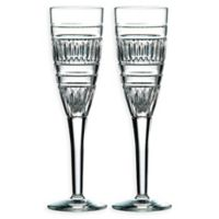Royal Doulton® R&D Radial Champagne Flutes (Set of 2)