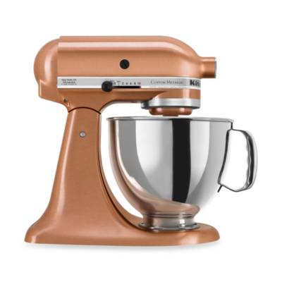 product image for KitchenAid® 5-Quart Artisan™ Custom Metallic Stand Mixer in Copper