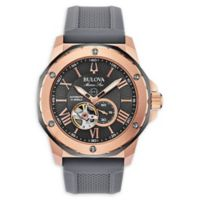 Bulova Marine Star Men's 45mm 98A228 Automatic Watch