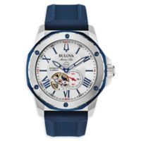 Bulova Marine Star Men's 45mm 98A225 Automatic Watch