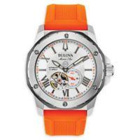 Bulova Marine Star Men's 45mm 98A226 Automatic Watch