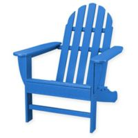 POLYWOOD® Classic Adirondack Chair in Blue