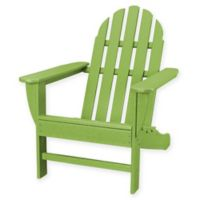POLYWOOD® Classic Adirondack Chair in Lime