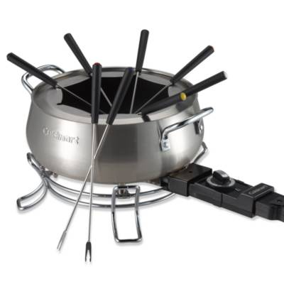 Cuisinart Electric Fondue Set Bed Bath And Beyond