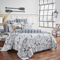 Levtex Home Lake Life Twin Quilt in Navy