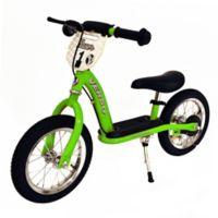 Kettler® 12-Inch Racer Balance Bike with Push Bar in Green