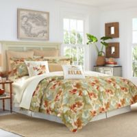 Tommy Bahama® Loredo Garden King Duvet Cover Set in Orange