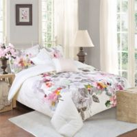 Brighton 5-Piece Reversible Full/Queen Comforter Set