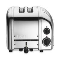 Dualit® 2-Slice Chrome Toaster