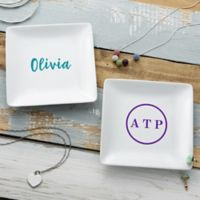 Classic Celebrations Personalized Ring Dish