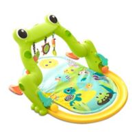 infantino® Great Leaps Infant Gym and Ball Roller in Green