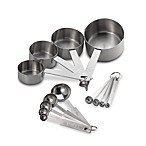 Baker's Dozen 13-Piece Measuring Cups and Spoons Set