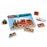 Melissa & Doug® 9-Piece Train Sound Puzzle