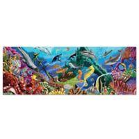 Melissa & Doug® 200-Piece Underwater Oasis Floor Puzzle