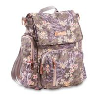Ju-Ju-Be® Be Sporty Backpack Style Diaper Bag in Sakura at Dusk