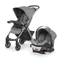 Chicco® Mini Bravo® Plus Travel System in Slate